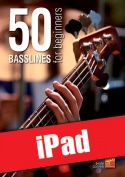 50 Basslines for Beginners (iPad)