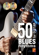 50 Blues Rhythms for Guitar