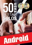 50 Easy Guitar Solos (Android)