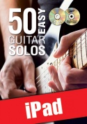 50 Easy Guitar Solos (iPad)