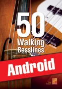 50 Walking Basslines (Android)