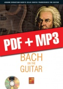 Bach on the Guitar (pdf + mp3)