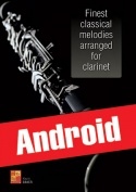 Finest classical melodies arranged for clarinet (Android)