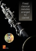 Finest classical melodies arranged for clarinet