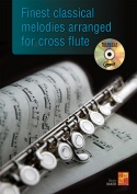 Finest classical melodies arranged for cross flute