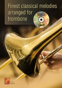 Finest classical melodies arranged for trombone