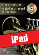 Finest classical melodies arranged for trumpet (iPad)