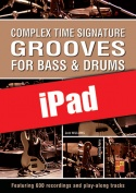 Complex Time Signature Grooves for Bass & Drums (iPad)