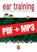Ear Training - Guitar (pdf + mp3)