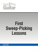 First Sweep-Picking Lessons