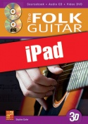 The Folk Guitar in 3D (iPad)