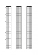 Guitar (24-fret diagrams)