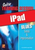 Guitar Training Session - Blues Solos & Improvisation (iPad)