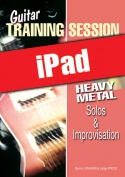 Guitar Training Session - Heavy Metal Solos & Improvisation (iPad)