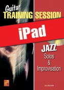 Guitar Training Session - Jazz Solos & Improvisation (iPad)
