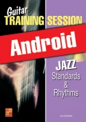 Guitar Training Session - Jazz Standards & Rhythms (Android)