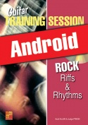 Guitar Training Session - Rock Riffs & Rhythms (Android)