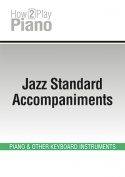 Jazz Standard Accompaniments #1