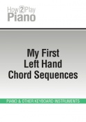 My First Left Hand Chord Sequences