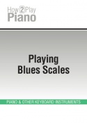 Playing Blues Scales
