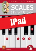 Scales for Piano & Keyboard in 3D (iPad)
