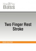 Two Finger Rest Stroke