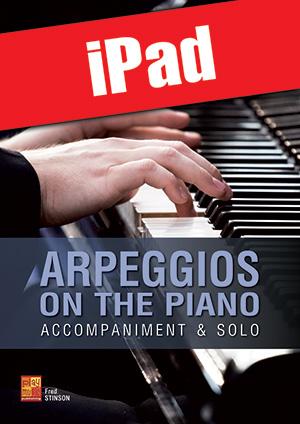 Arpeggios on the Piano (iPad)