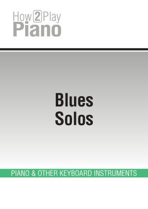 Blues Solos #1