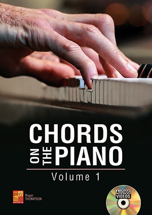 Chords on the Piano - Volume 1 (PIANO, Coursebooks, Roger