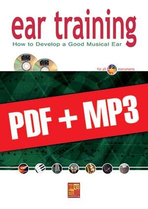 Ear Training - Bass (pdf + mp3)