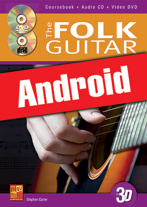 The Folk Guitar in 3D (Android)