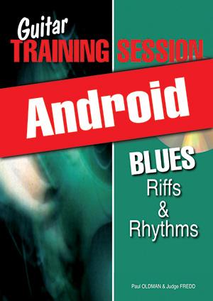 Guitar Training Session - Blues Riffs & Rhythms (Android)