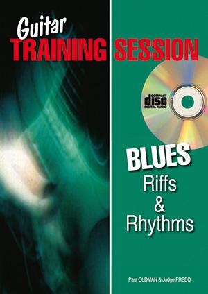 Guitar Training Session - Blues Riffs & Rhythms