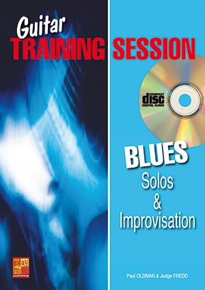 Guitar Training Session - Blues Solos & Improvisation