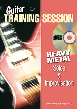 Guitar Training Session - Heavy Metal Solos & Improvisation
