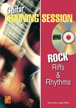 Guitar Training Session - Rock Riffs & Rhythms