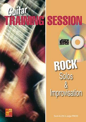 Guitar Training Session - Rock Solos & Improvisation