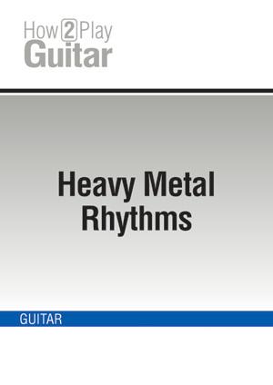 Heavy Metal Rhythms