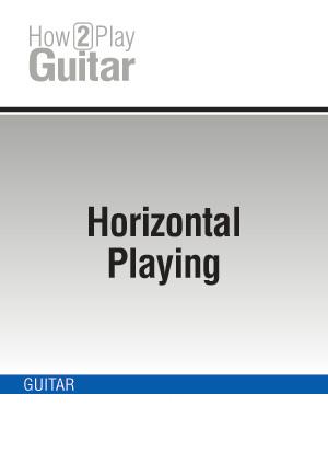 Horizontal Playing