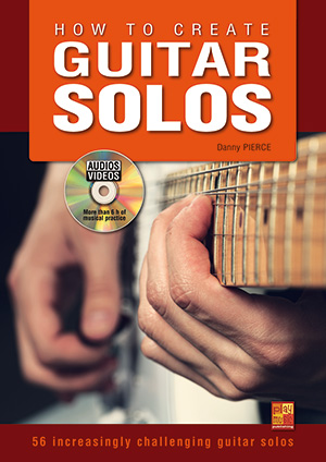 How to create guitar solos