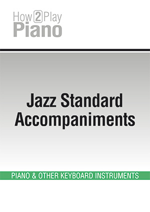 Jazz Standard Accompaniments #1