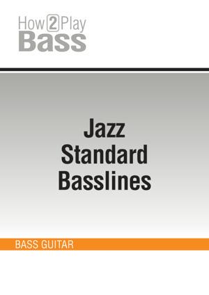 Jazz Standard Basslines