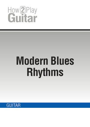 Modern Blues Rhythms