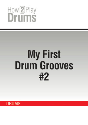My First Drum Grooves #2