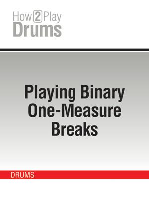 Playing Binary One-Measure Breaks