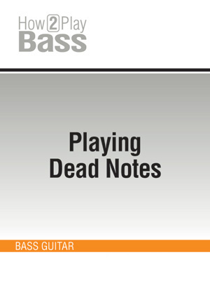 Playing Dead Notes