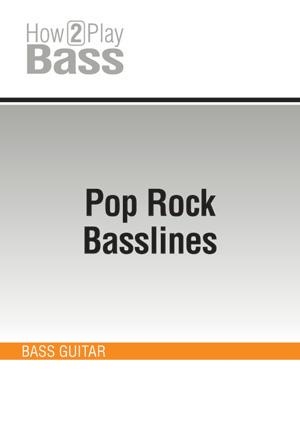 Pop Rock Basslines