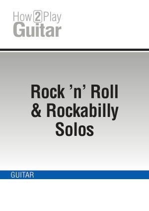 Rock 'n' Roll & Rockabilly Solos