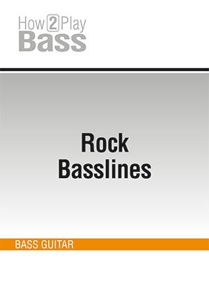 Rock Basslines