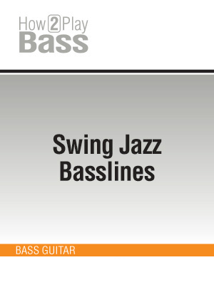 Swing Jazz Basslines